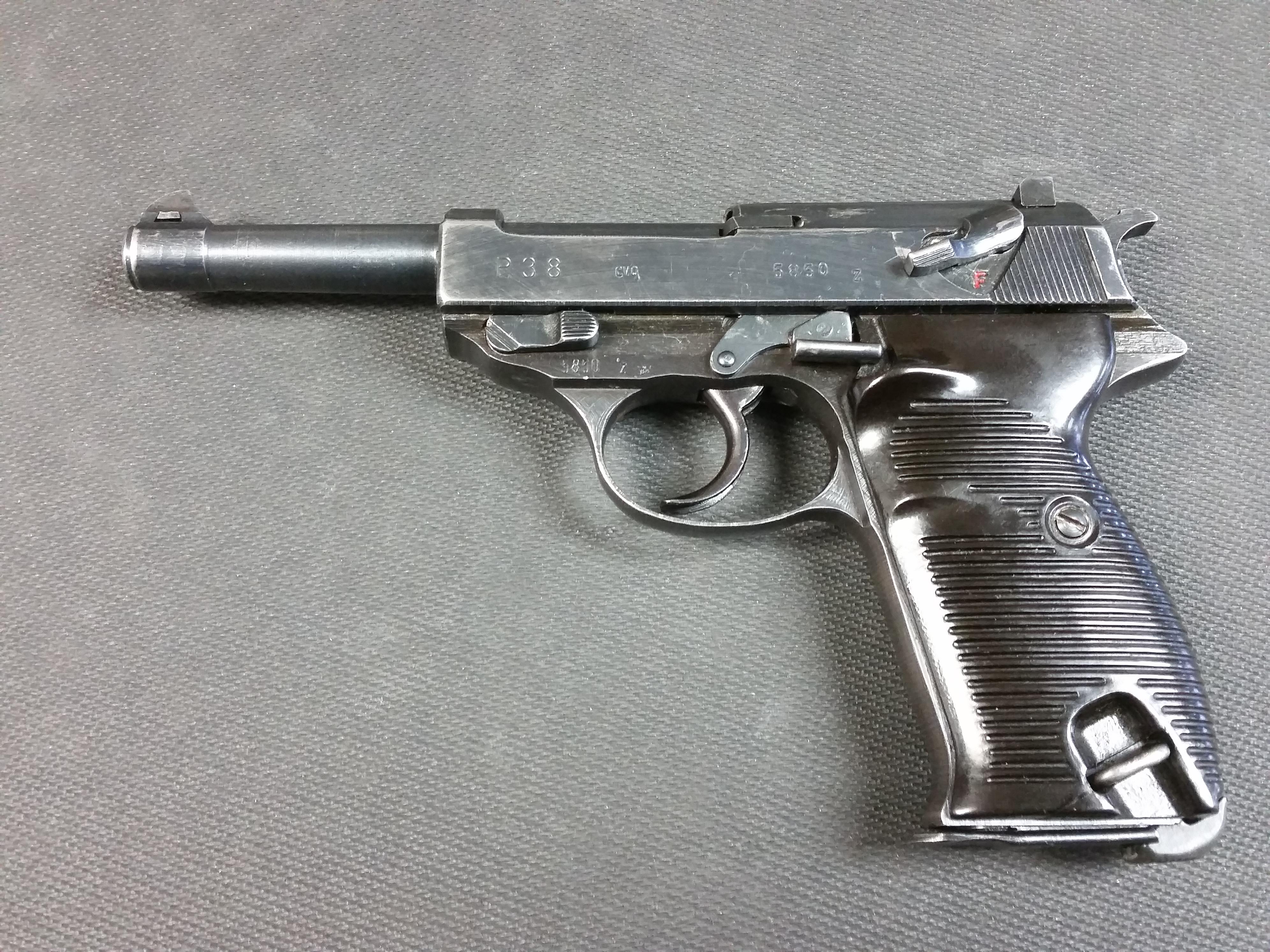 Walther P38 - Wikipedia