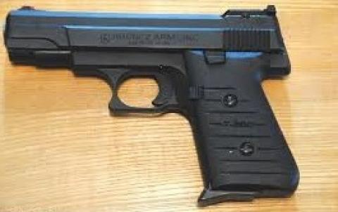 Model J A T-380 Pistol Satin Black Finish (SB/SB)