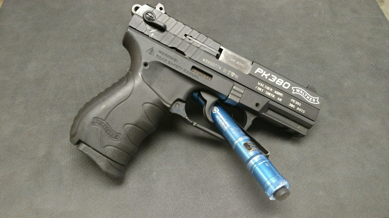 WALTHER PK380 380ACP-3 66