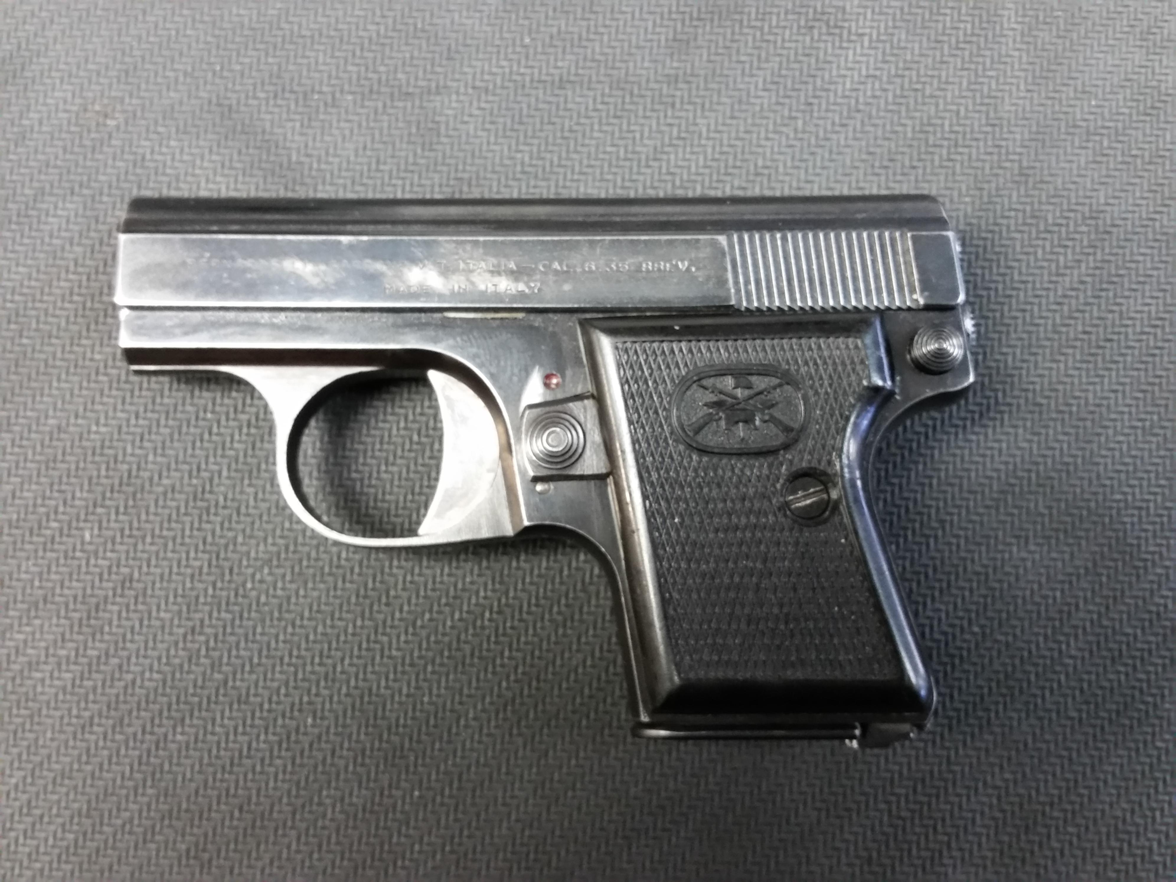 bernardelli vest pocket 25 caliber 6 35mm